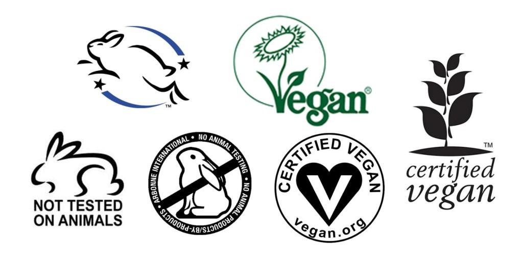 Kosmetika netestovaná na zvířatech certifikáty