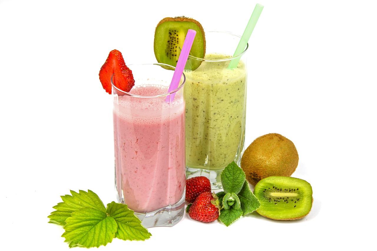 Veganská strava: Ovocné smoothie