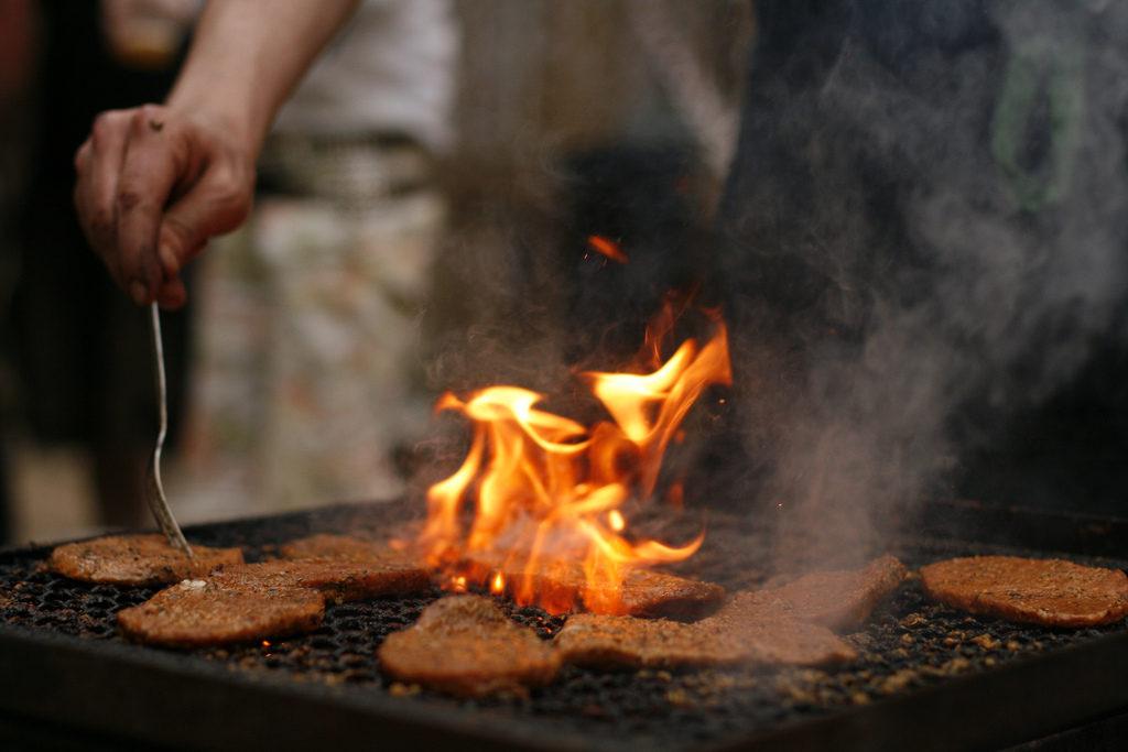 Veganský jídelníček: Robi maso