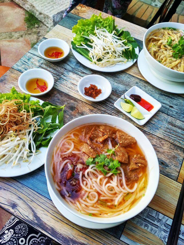 polévka, Pho, zelenina, jídlo